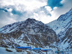 Базовый лагерь Мачапучаре