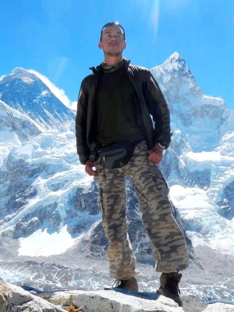 Денис - гид походов по Крыму и Непалу