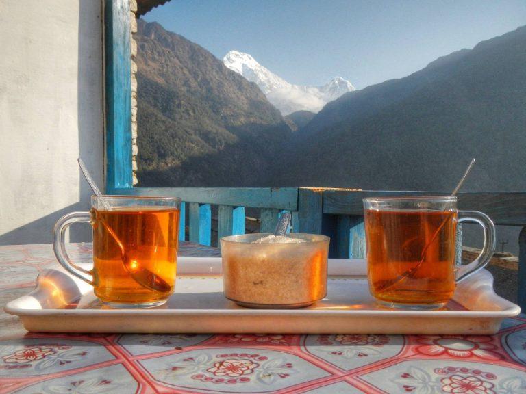 непальском треккинге