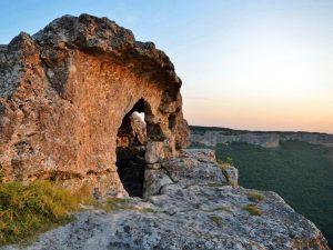 Мангупские пещеры