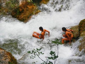 В Чернореченском каньоне