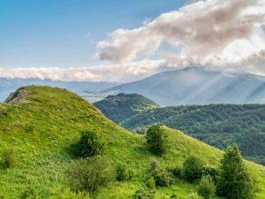 Вид на Чатырдаг