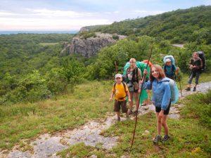 Походы по Крыму с детьми