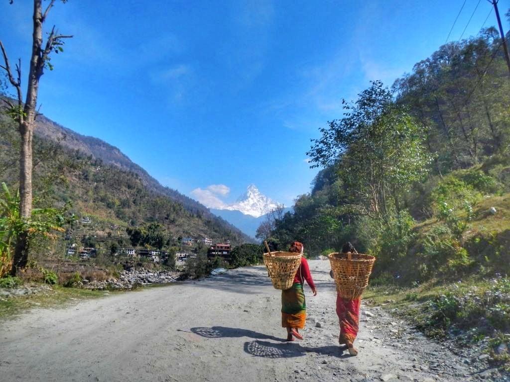 Трек к Аннапурне