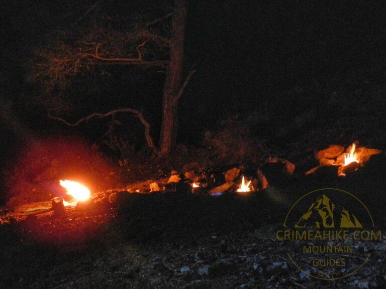 Большие огни Химеры