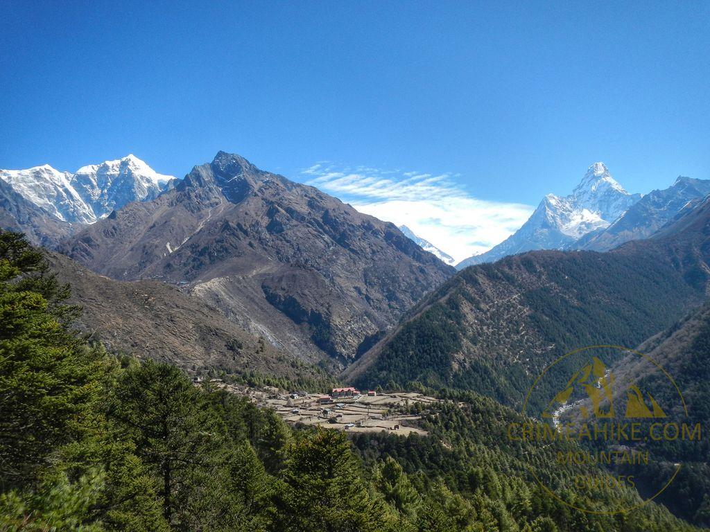 Эверест треккинг