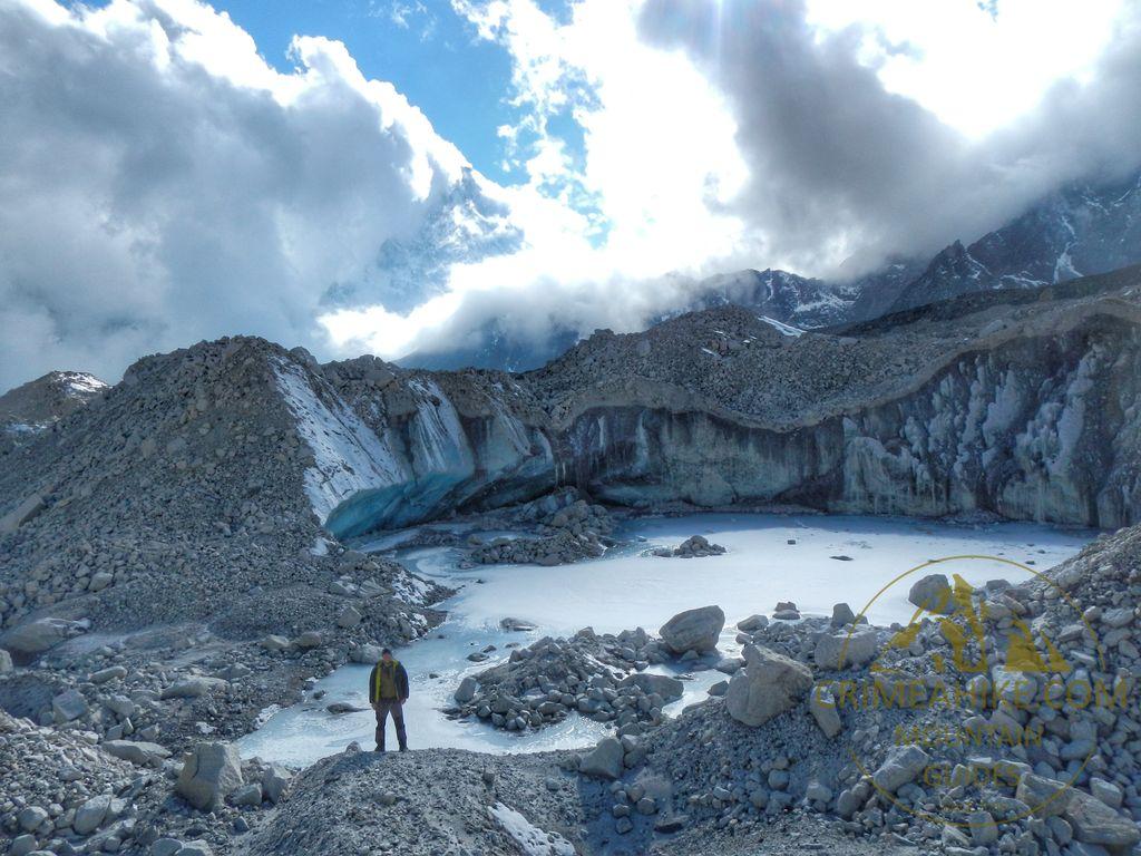 Ледник Кхумбу