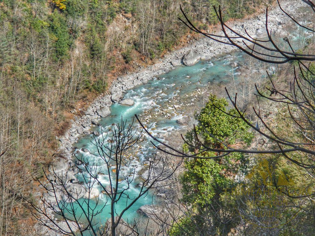 Река Дудхкоси