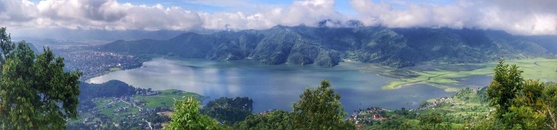 Озеро Фева (Пхева) Непал, Покхара