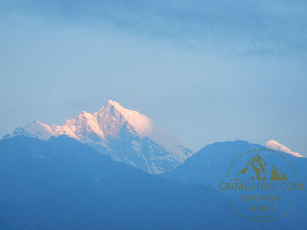 Завершающий день треккинга к Эвересту. Полёт из Луклы
