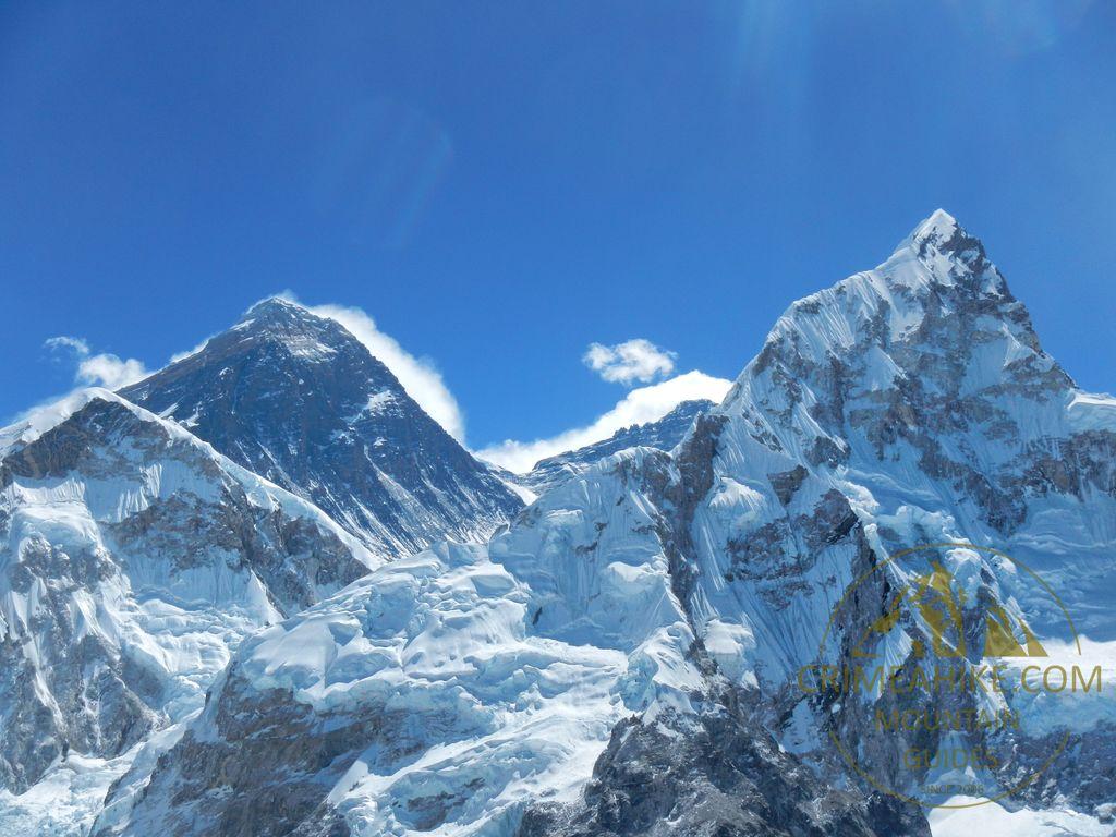 Вид на Эверест с Кала-Патар
