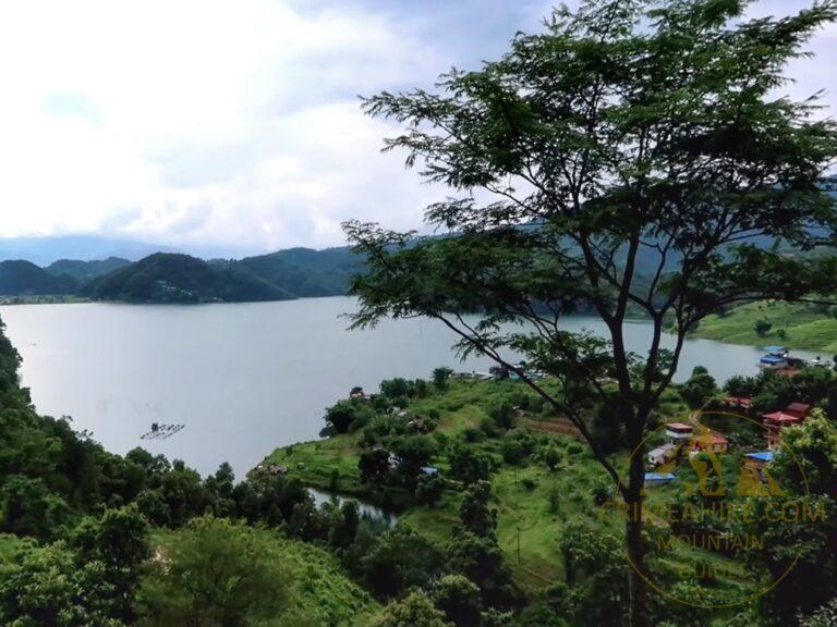 Пкхара. Озеро Рупа