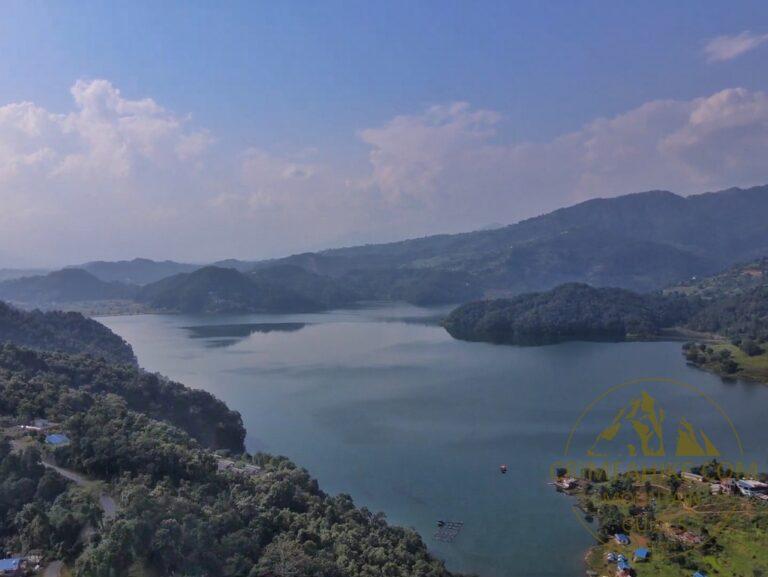 Пкхара. Озеро Бегнас