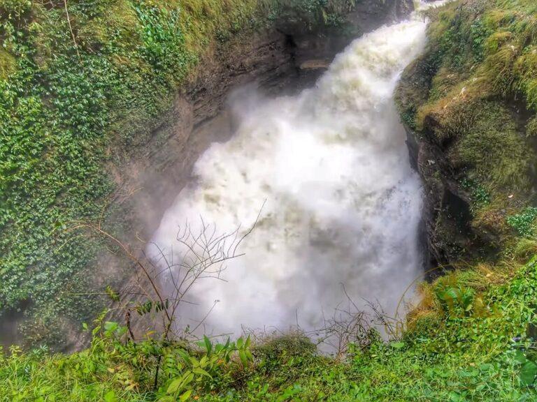 Непал. Покхара. Водопад Дэвис