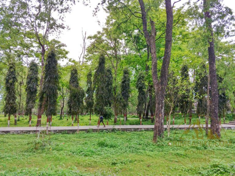 Покхара. Парк Басундхара