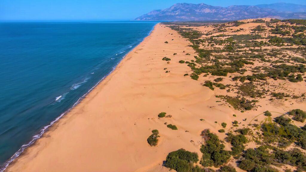 Патара. Пляж 12 км